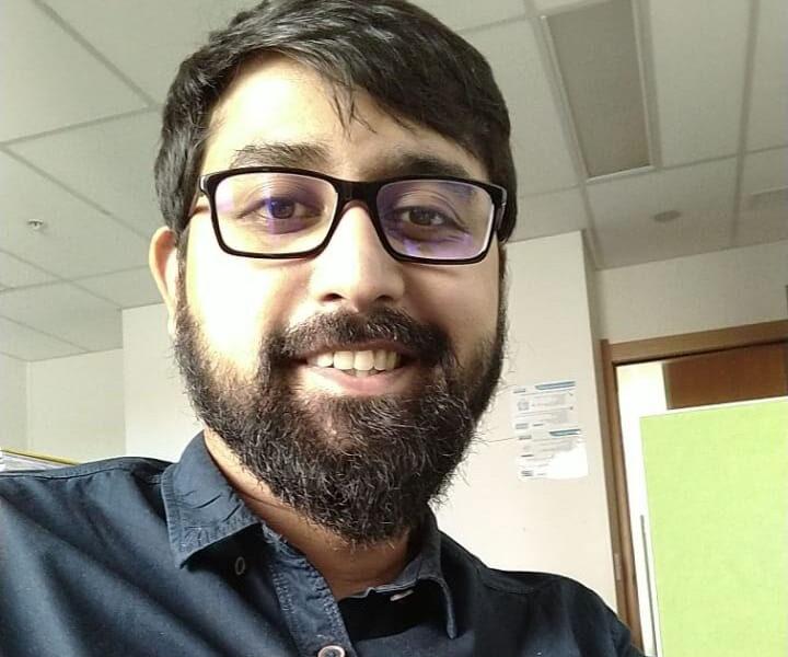 BSH Fund Fellow – Arka Basu